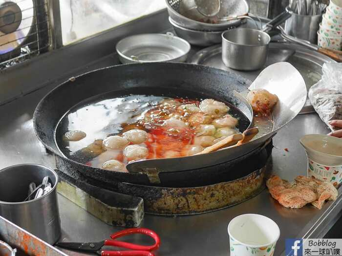 Taiwanese meatball 17