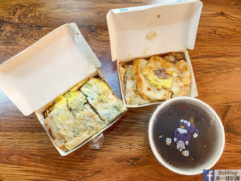 新竹東山街早餐|每天都要吃早餐(標榜手作,餐點口味普通)