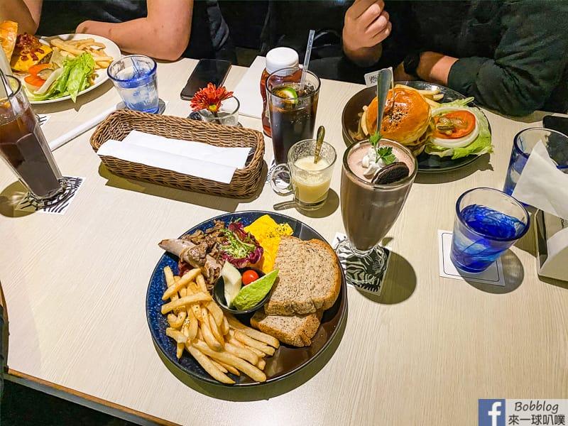 延伸閱讀:新竹斑馬騷莎美義餐廳民族店(早午餐義大利麵燉飯)