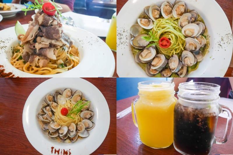 網站近期文章:新竹南大路TWINS廚房義式料理(平價CP值高,可帶寵物,義大利麵燉飯)