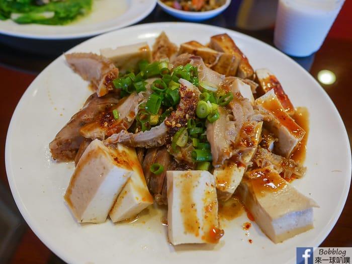 Hsinchu Gaocui road beef noodles 14