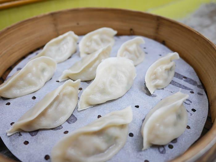 Hsinchu Steamed dumplings 12