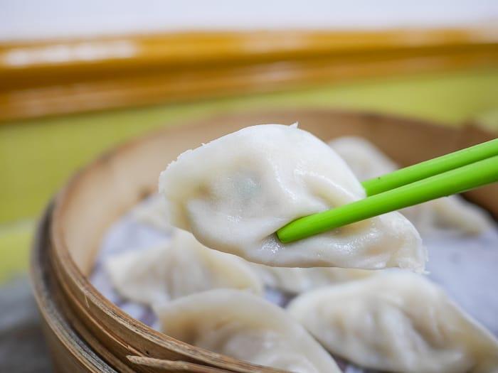 Hsinchu Steamed dumplings 18