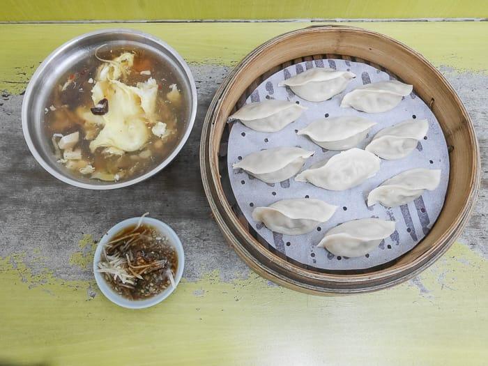 Hsinchu Steamed dumplings 7