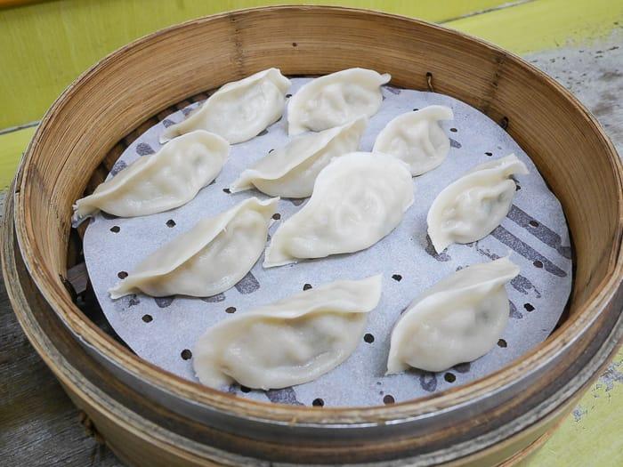 Hsinchu Steamed dumplings 8