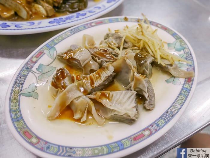 Hsinchu Zhang duck noodle 11