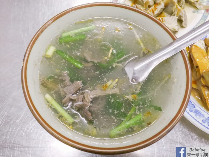 Hsinchu Zhang duck noodle 9