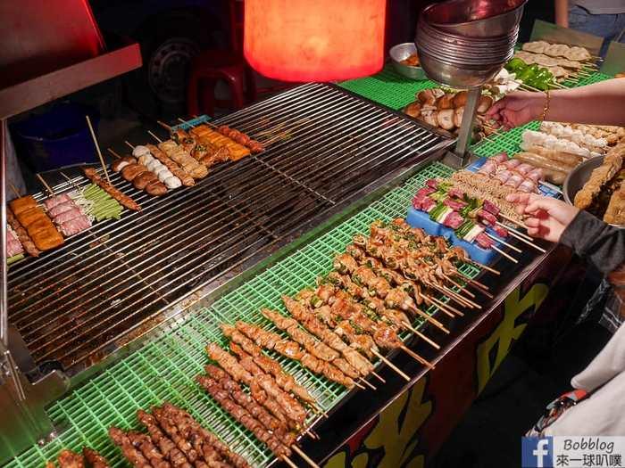 Hsinchu Zhubei night market 11