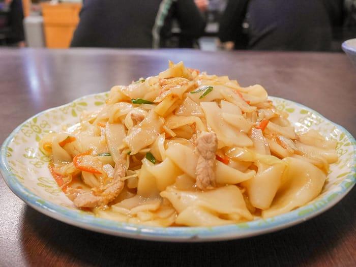 Hsinchu flat noodles 7