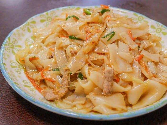 Hsinchu flat noodles 8