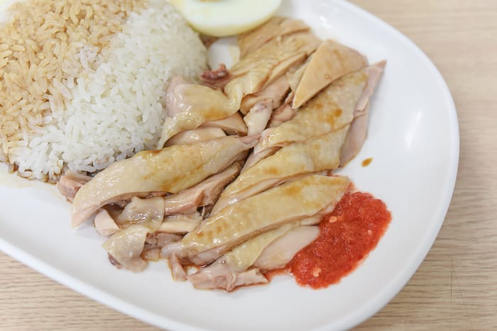 Hsinchu hainan chicken rice 10
