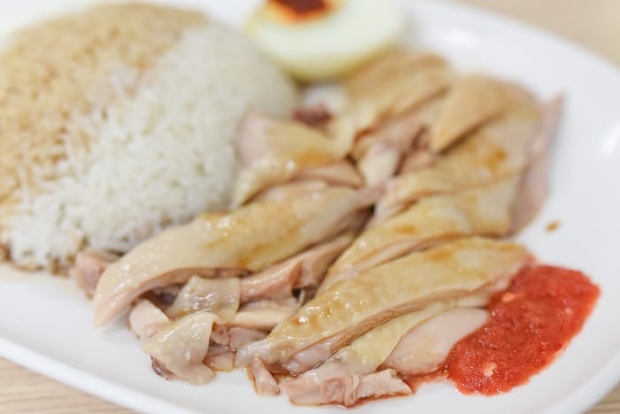 Hsinchu hainan chicken rice 11