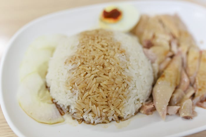 Hsinchu hainan chicken rice 12