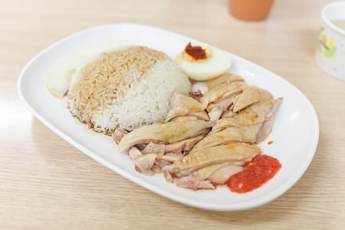 Hsinchu hainan chicken rice 14