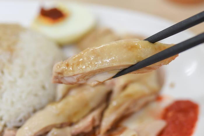 Hsinchu hainan chicken rice 15