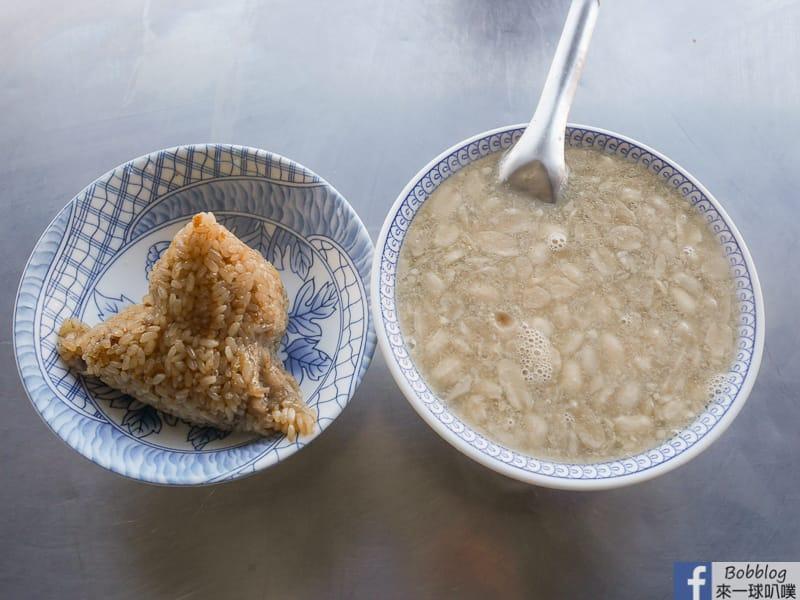 延伸閱讀:新竹西大路早餐|有夠爛花生湯(好喝花生湯配油條、肉粽、蛋餅)