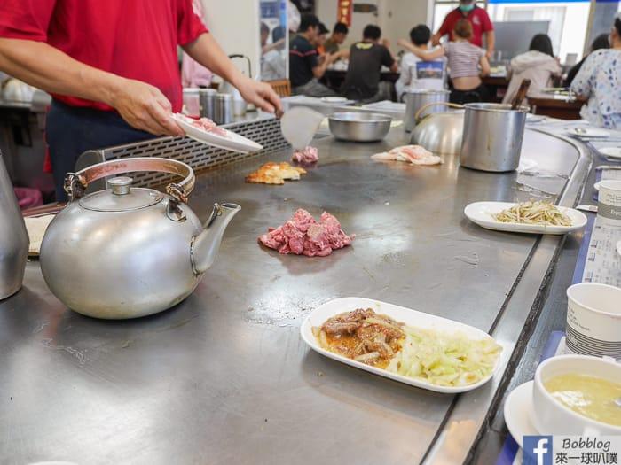Hsinchu nthu teppanyaki 9