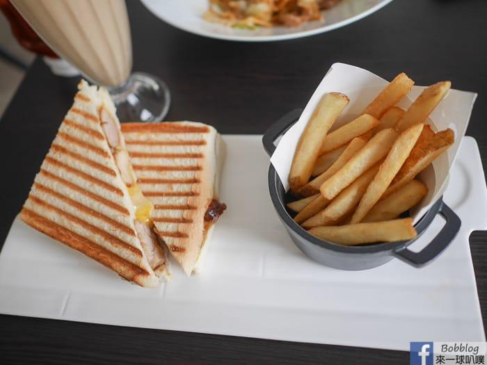 延伸閱讀:新竹市東區早午餐|Come Brunch 來吃早午餐(帕尼尼三明治飯麵)