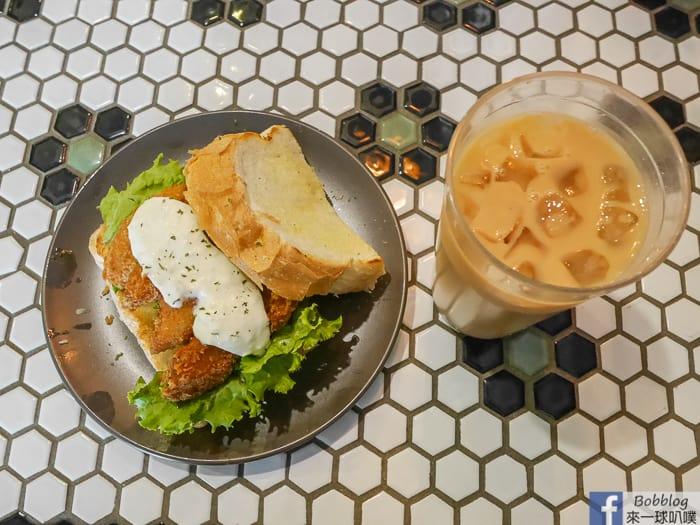 延伸閱讀:新竹早午餐|山房吐司料理(文青風早午餐、鹹甜吐司、拼盤、鹹派、飲料)