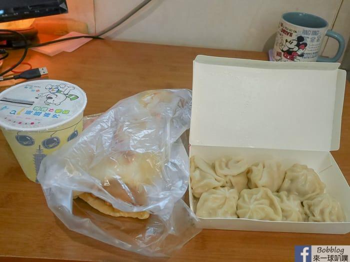 Nthu Chinese breakfast 10