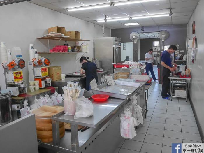 Nthu Chinese breakfast 8