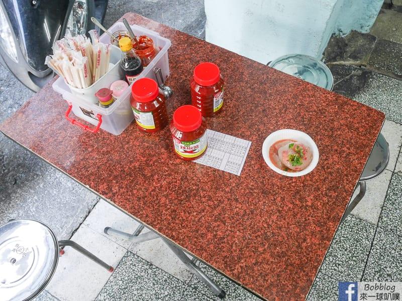 新竹車站肉羹麵(沒店名麵店,肉羹麵,肉圓)