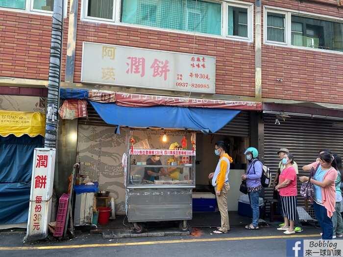 延伸閱讀:新竹城隍廟美食|阿瑛潤餅(35元一個大潤餅,滿滿的配料,庶民排隊美食)