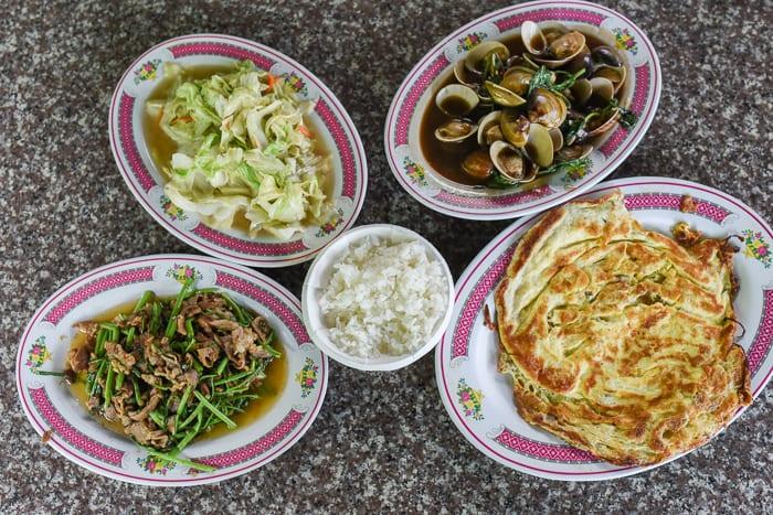 延伸閱讀:台北北投竹子湖美食|頂湖山農園(好吃台菜合菜價格合理,開放大自然環境)