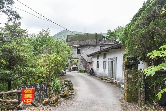 Jhuzihu restaurant