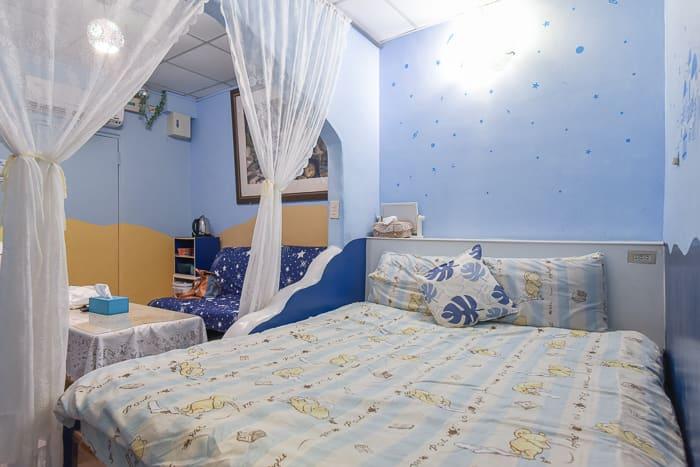 Wangyuku bed and breakfast 16