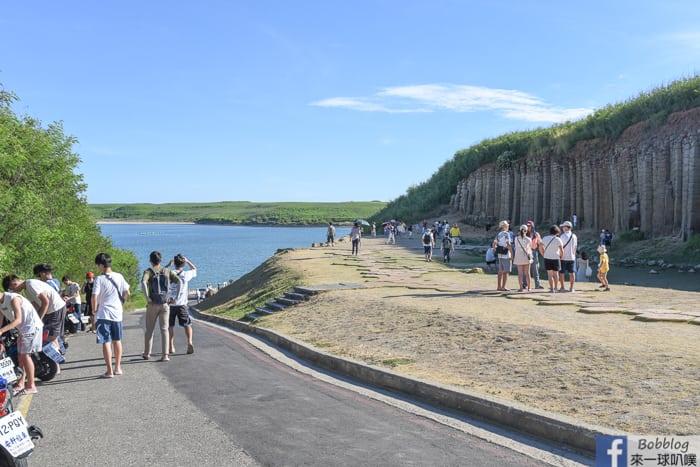 Daguoye-Columnar-Basalt