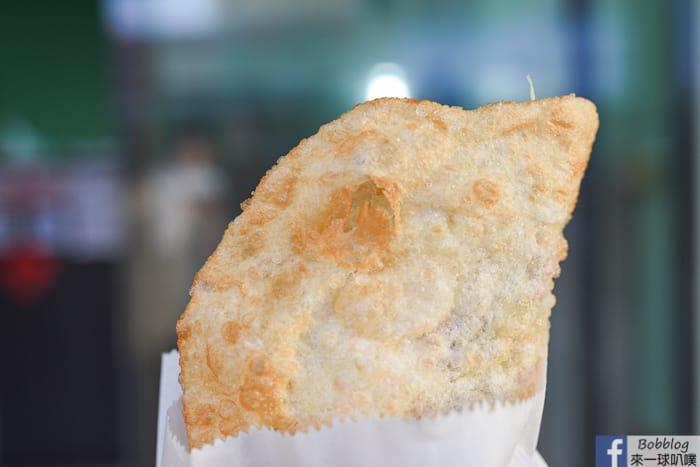 Crispy Egg pancake roll 9