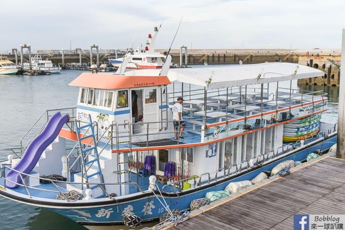 延伸閱讀:澎湖新來發遊艇|東海一日遊行程方案整理、夜釣小管