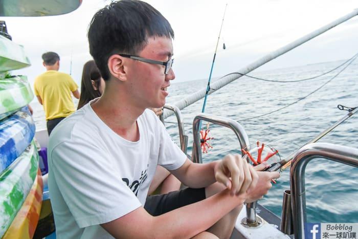 Fishing neritice squide 20