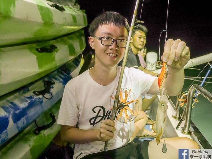 Fishing neritice squide 36