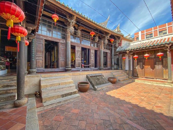 Penghu central street 13
