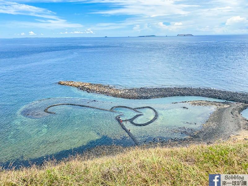 網站近期文章:澎湖七美景點|七美雙心石滬、雙心石滬步道