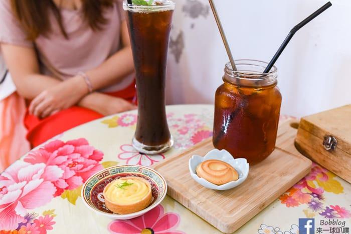 澎湖西嶼鄉二坎崁落咖啡廳|牧羊人咖啡(古厝喝咖啡吃甜點好愜意)