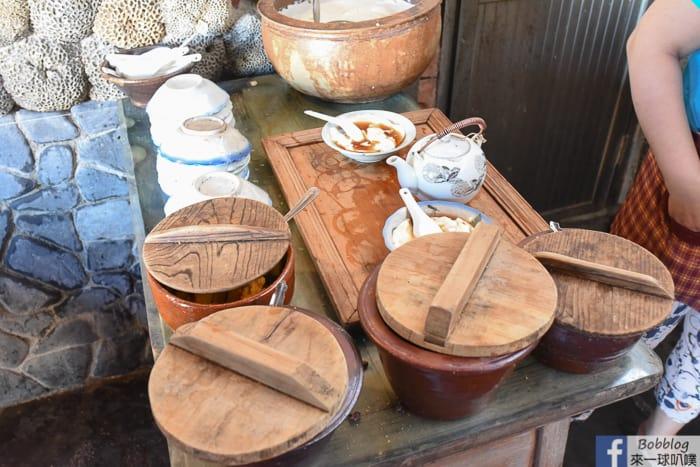 Erkan village tofu pudding 14