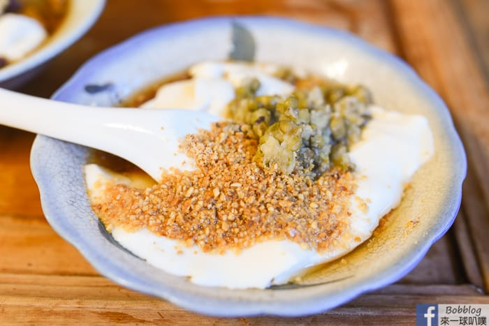 Erkan village tofu pudding 22