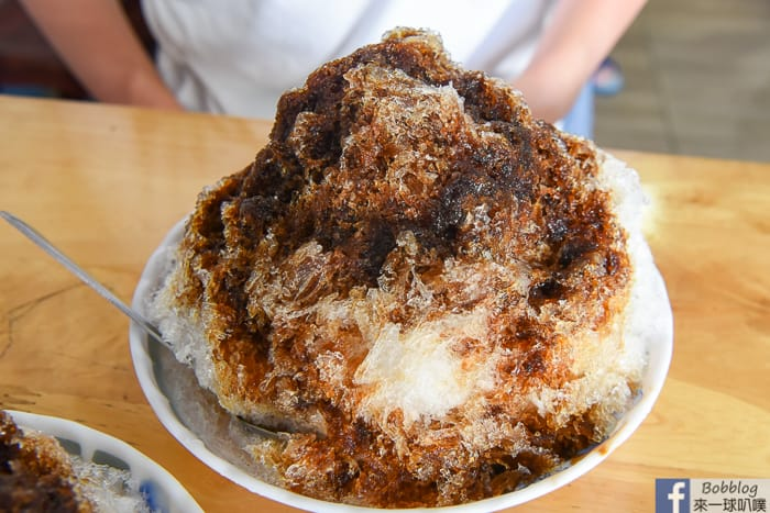 Jiazhu brown sugar Shaved ice 10