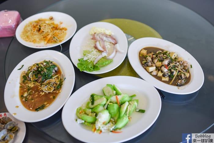 澎湖海鮮合菜餐廳|日新餐廳(超便宜合菜吃飽免花冤枉錢,口味較清爽)