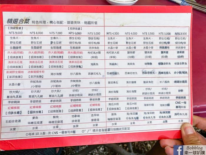 Penghu Ching Shin Seafood 19