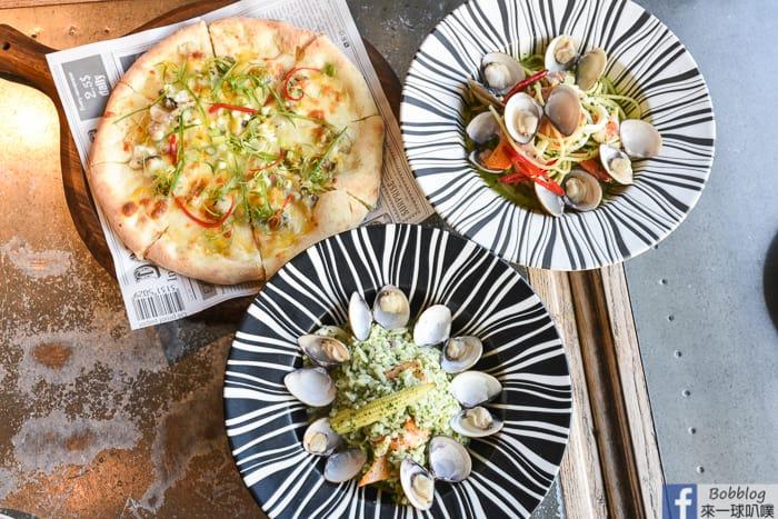 澎湖美食|ChuJu雛菊餐桌義式料理(網美餐廳,義大利麵燉飯皮薩甜點)