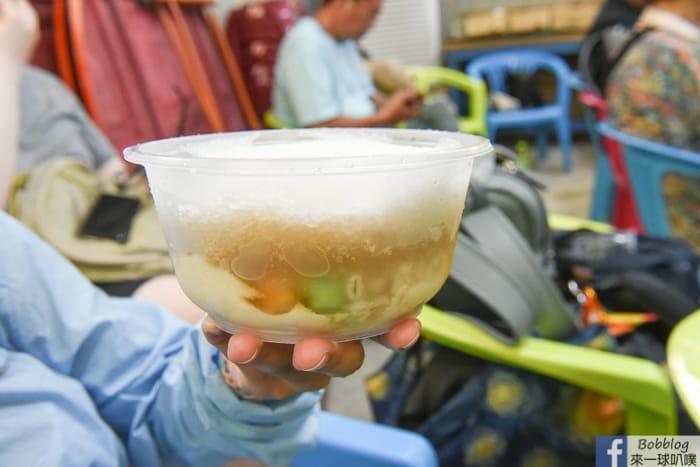澎湖鳥嶼美食|傳統手工豆花冰(犀鳥豆花) 好吃傳統豆花