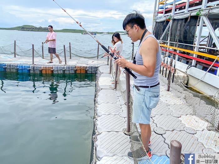 Penghu fish farming 40