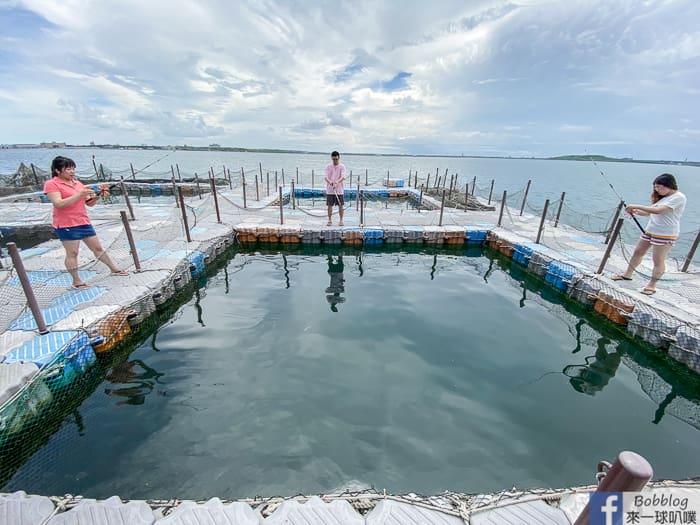 Penghu fish farming 41