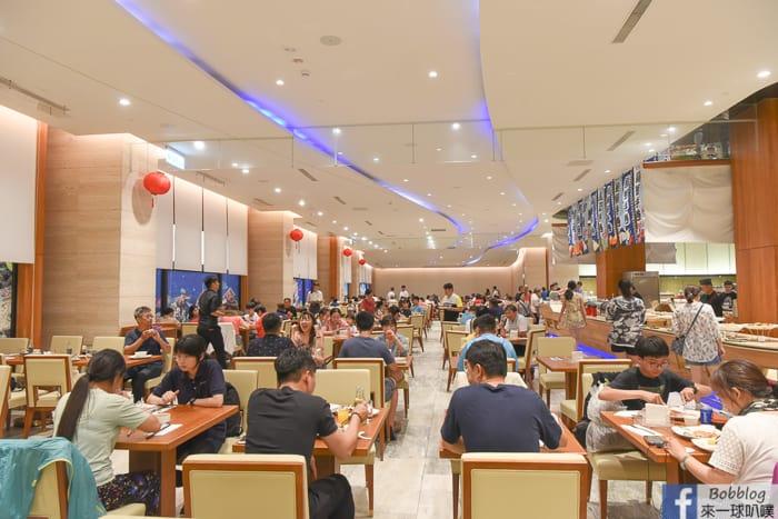 Penghu fourpoints buffet 3