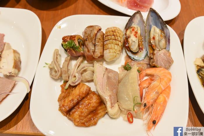 Penghu fourpoints buffet 46