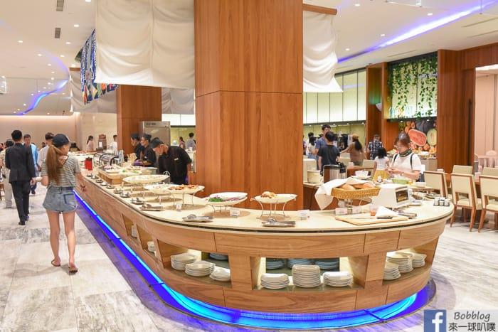Penghu fourpoints buffet 9